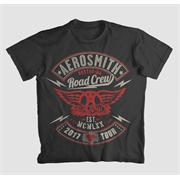 Camiseta Aerosmith - Tour 2017