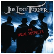 CD Joe Lynn Turner - The Usual Suspects