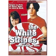 DVD The White Stripes - Candy Coloured Blues